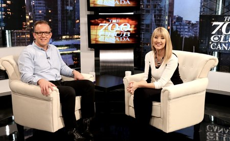 Did You Miss This? My Visit on the 700 Club Canada