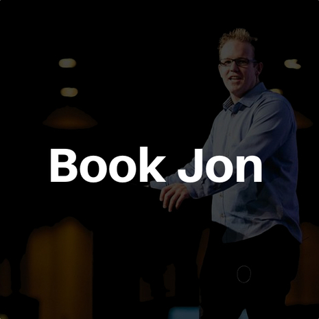 Book Jon To Speak At Your Event